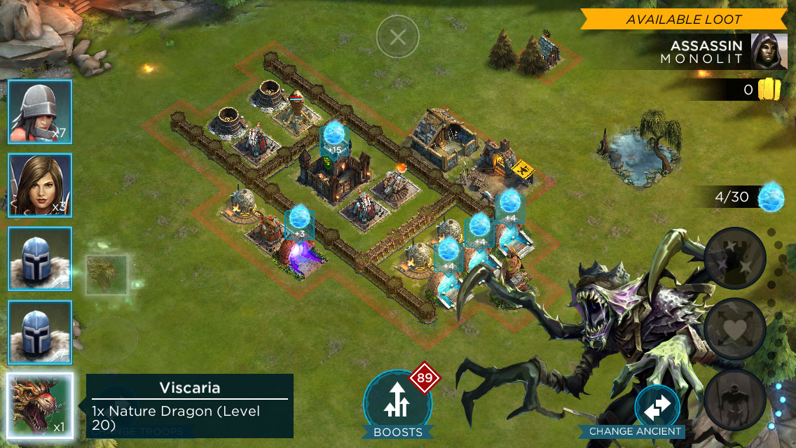 Dragon Roost Rival Kingdoms Wiki