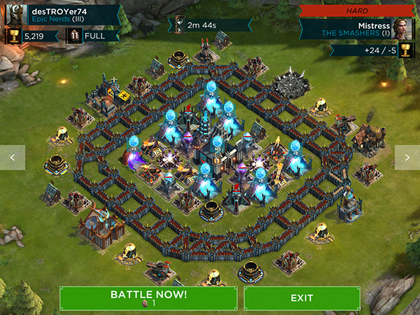 rival kingdoms matchmaking